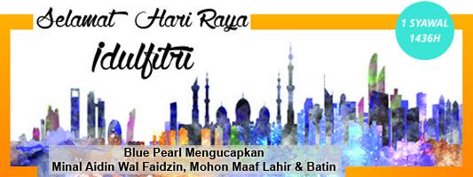 Selamat Hari Raya Idul Fitri 1436 H / 2015 M